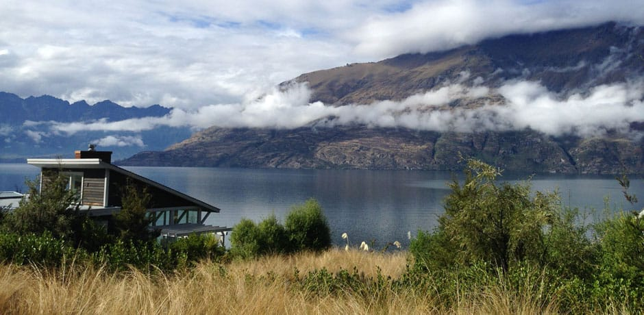 New Zealand's luxury lodges are in a class of their own and all of them make the most of their stunning locations. (All photos courtesy Julian Bassermann)
