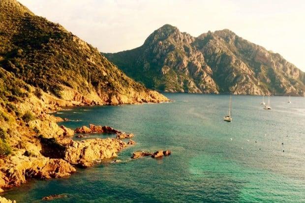 Cruising Corsica