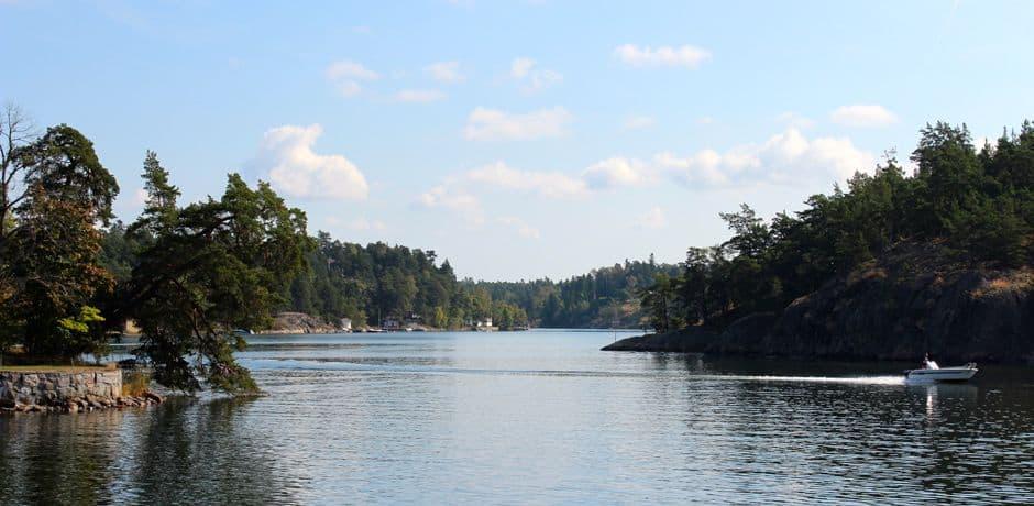 Stockholm's archipelago