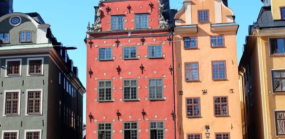 Stortorget, Stockholm's oldest square