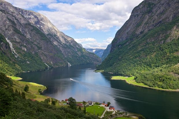 Just Back from... the Norwegian Fjords