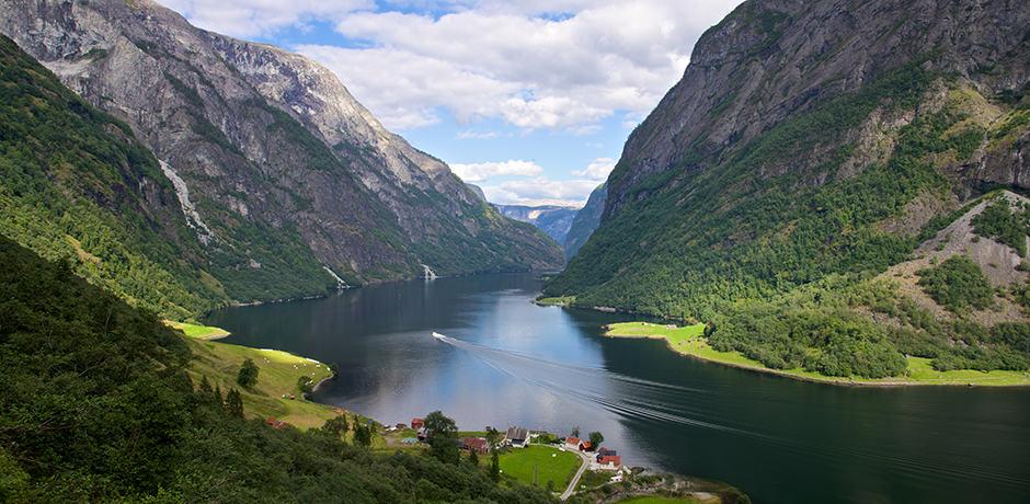 Nærøyfjorden, Courtesy Visit Norway