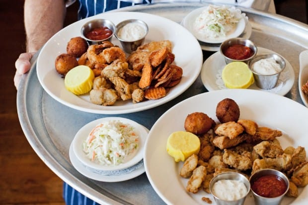 Hanks Seafood, Courtesy Planters Inn Media