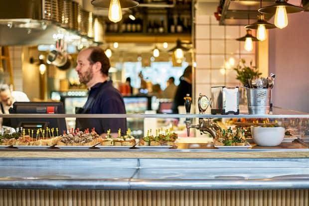 Tivoli Food Hall, Copenhagen