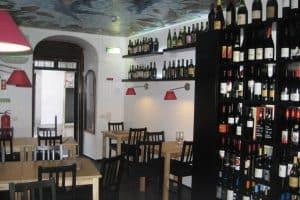 BA Wine Bar at Bairro Alto Hotel