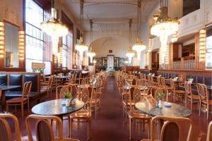 Kavárna Obecní Dum
