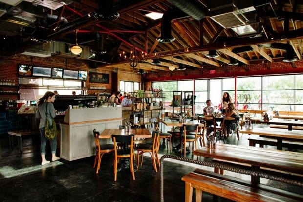 Cafe at Phoenix Public Market