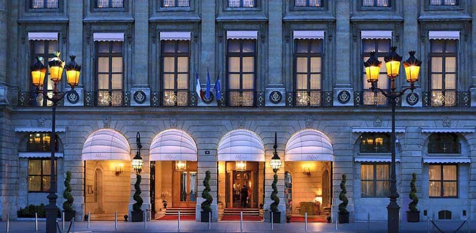 Courtesy the Ritz Paris, credit C.Madamour