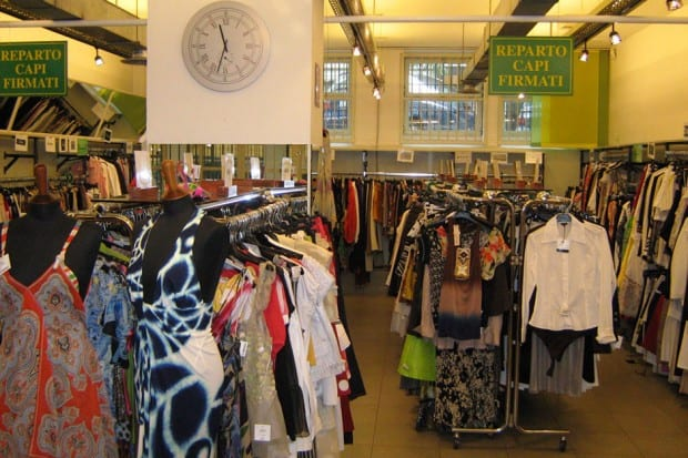 Il salvagente indagare for Cheap shopping in milan
