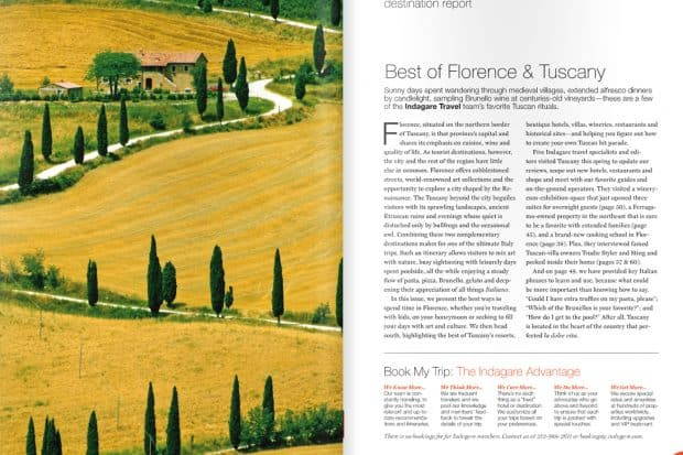 Best of Florence & Tuscany
