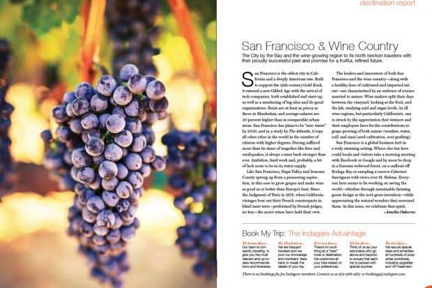 Best of San Francisco & Wine Country