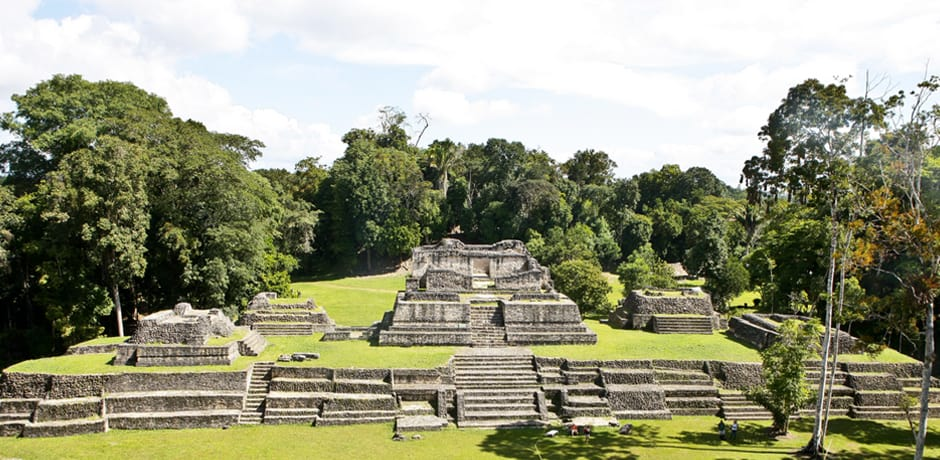 Mayan Archaeological Sites