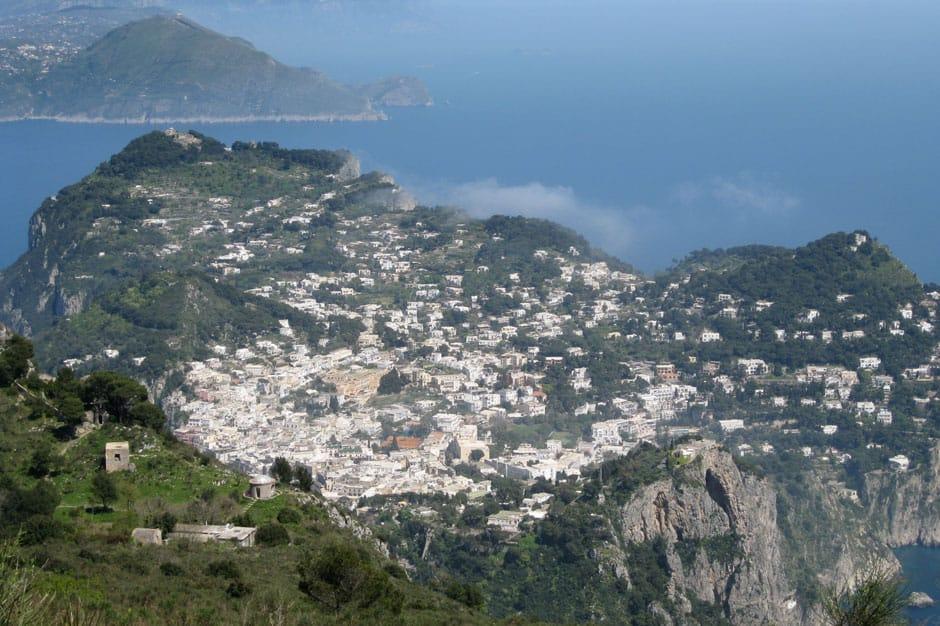 Climb Monte Solaro