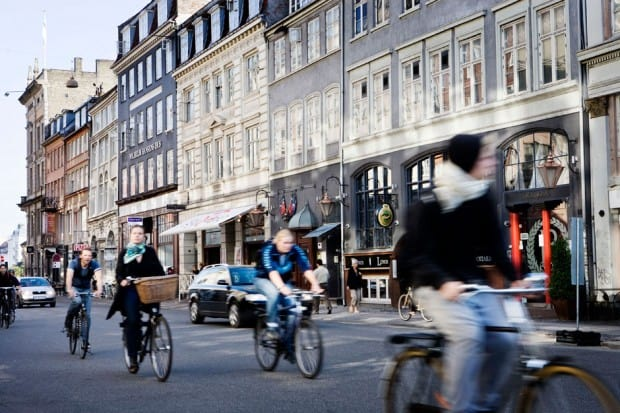 Indagare Tours: Copenhagen by Bike
