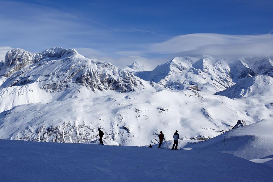 Indagare Tours: Skiing