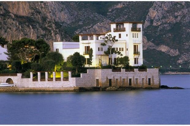 Villa Kerylos