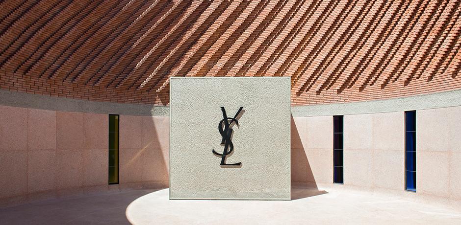 YSL Museum, Marrakech