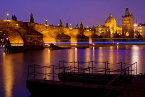 Charles Bridge & Bridge Towers