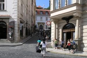 Indagare Tours: Little Town, Mala Strana