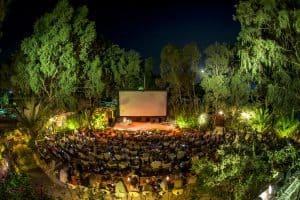 Kamari Open Air Cinema