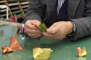 Indagare Tours: Origami Class
