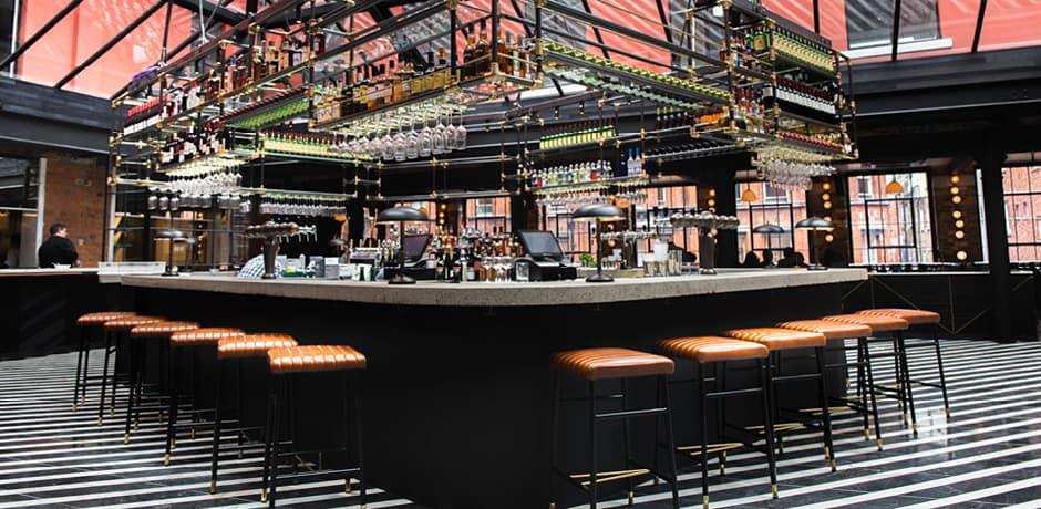 The new bar at Roberta's. Courtesy Roberta's (robertas.ie).