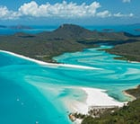 great barrier reef whitsundays whitehaven