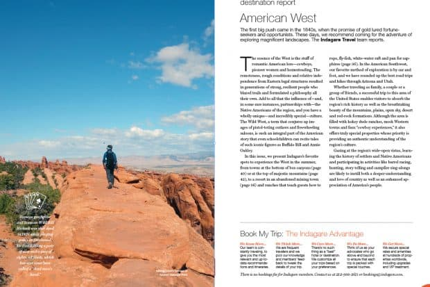 Best of the American West