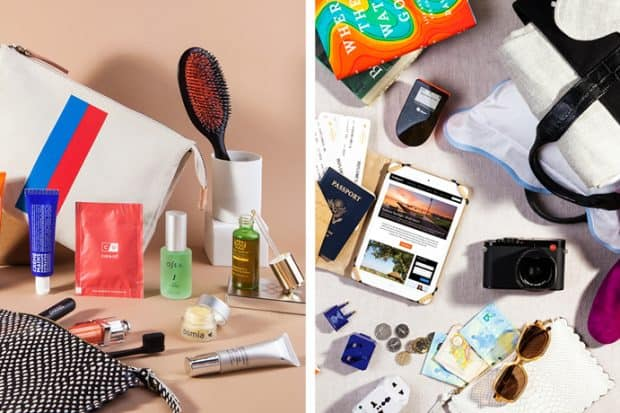The Experts' Carry-On: The Best of Travel Essentials