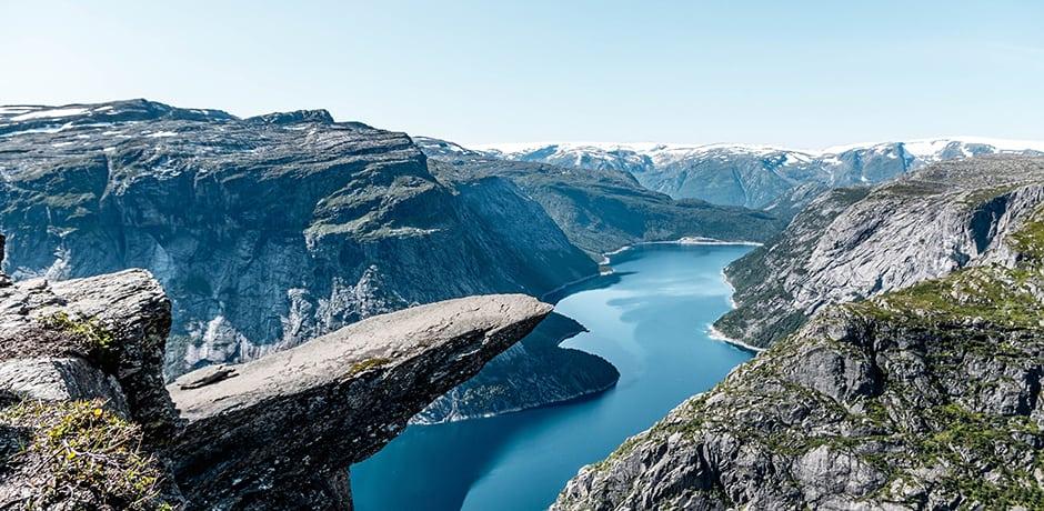 Trolltunga, Norwegian Fjords