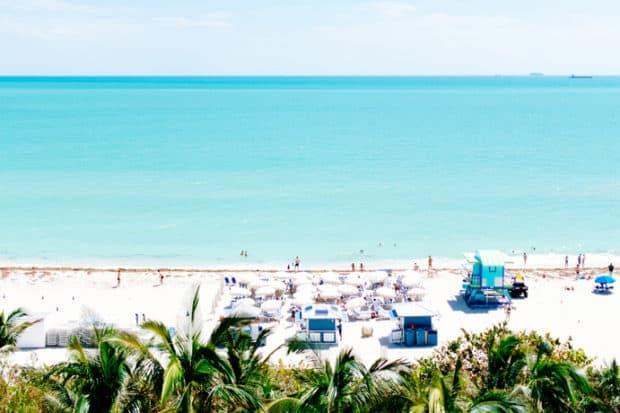 Miami Beach, Florida. Courtesy Jason Briscoe.