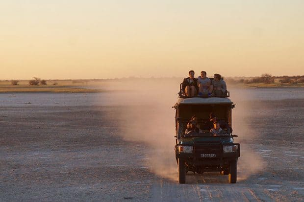 Courtesy of Indagare member Kim Dempster, taken while on safari with her family in Botswana