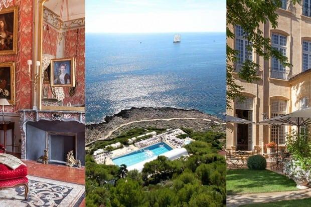 News from the Côte d'Azur: Summer 2015