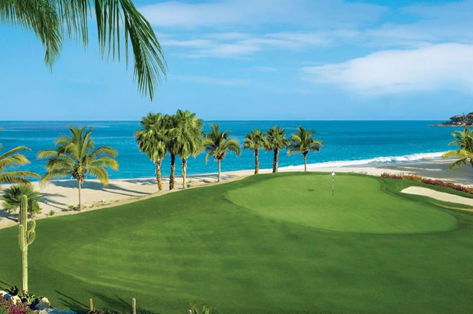 Aerial View-Palmilla Golf Club ,Los Cabos, Mexico