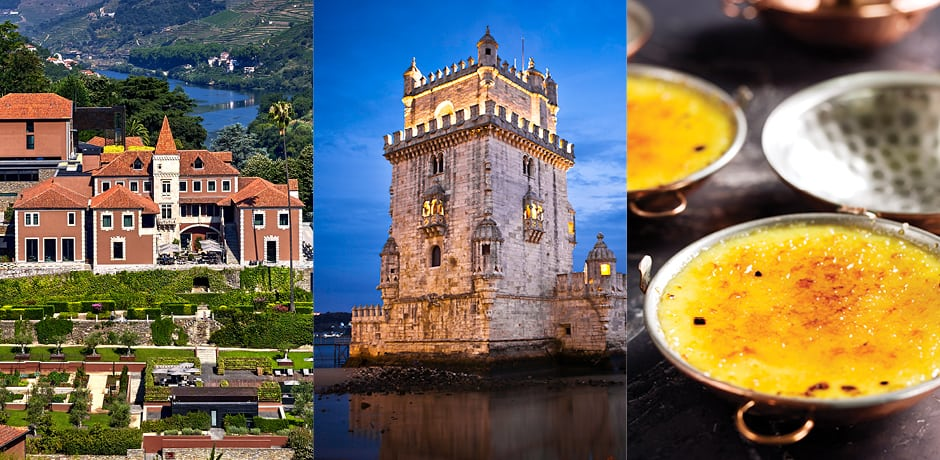 Courtesy Six Senses; Lisbon Tourism Board; Nuno Correia