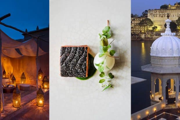 15 Most Romantic Restaurants in the World