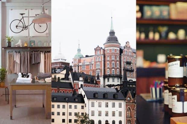 Neighborhood Spotlight: Stockholm's SoFo