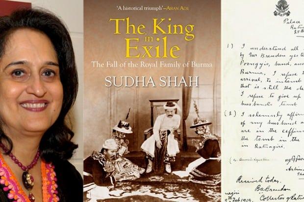 Q&A with author Sudha Shah